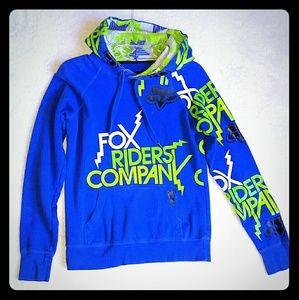 Fox Riders Company Hoodie